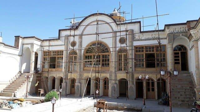 بیش از 4500 آثار و خانه تاریخی با مشارکت بخش خصوصی مرمت شد