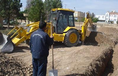 ساخت و بازسازی مجموعه اداری  خدماتی  شرکت توسعه بهینه ابنیه -