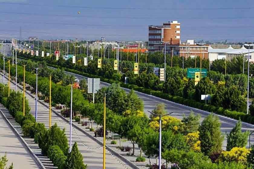 توسعه راهبردی محورگردشگری هفت باغ کرمان