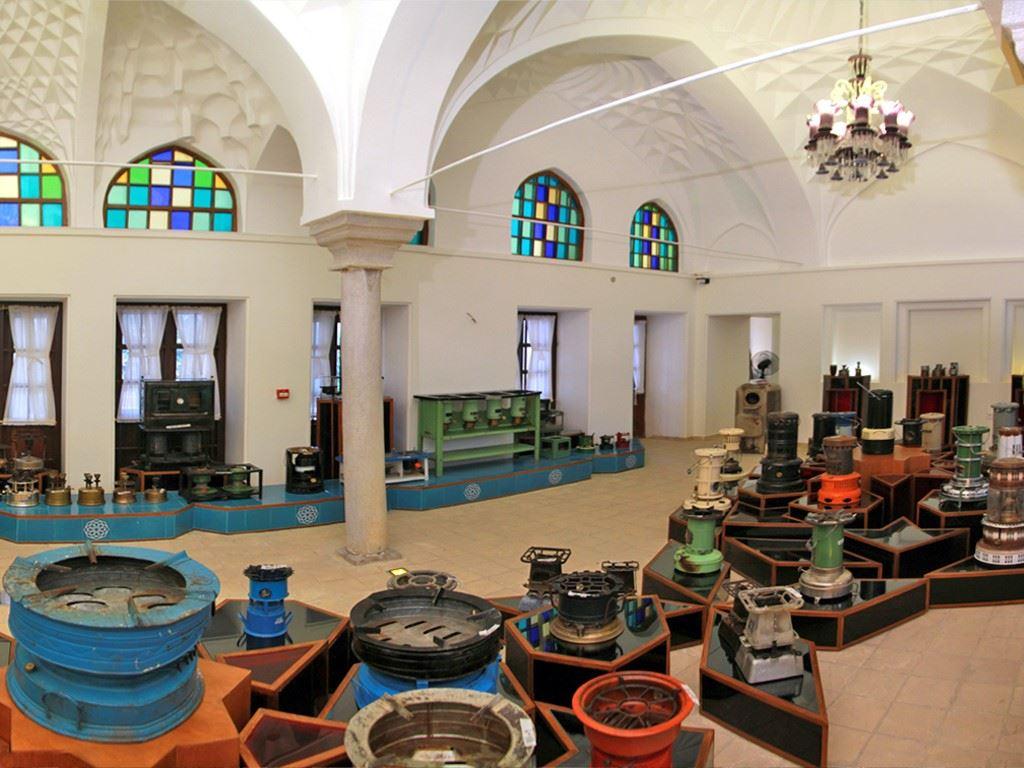 مرمت ، احیا و تبدیل باغ عمارت کنسولگری سابق انگلیس در کرمان به موزه نفت